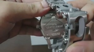 фото Часы-мультитул Leatherman Tread Tempo Multi-Tool Watch, Black (832420) #9