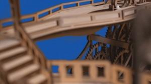 фото Механический конструктор из дерева Mr.Playwood 'Пешеходный мост' (10006) #7