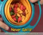 фото Детская чашка неваляшка Gyro Bowl #9