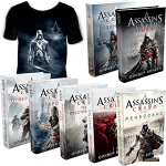 Assassin's Creed: книги по игре. 10 лучших изданий