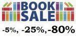 10-80% скидки на 2000 книг со склада: художка, психология, детские