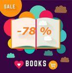 День Клиента на GRENKA.ua: скидки до 78% на 5000 книг