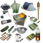 'Майские' скидки: -10% на товары для отдыха на природе