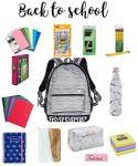 Вещи для школы: топ-100 + бесплатная доставка