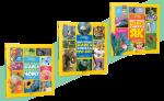 Знижки на дитячі енциклопедії