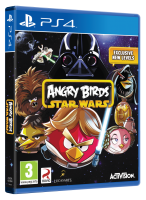 игра Angry Birds Star Wars PS4 - Русская версия