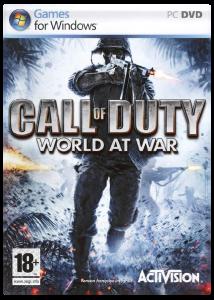 игра Call of Duty: World at War