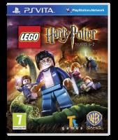 игра LEGO Harry Potter Years 5-7 PS Vita