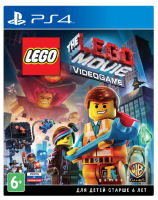 игра LEGO Movie Videogame PS4 - Русская версия