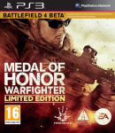 игра Medal of Honor: Warfighter Limited Edition PS3