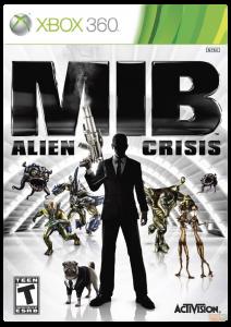 игра Men in Black Alien Crisis Xbox 360