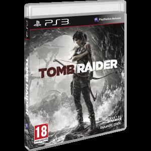 игра Tomb Raider PS3