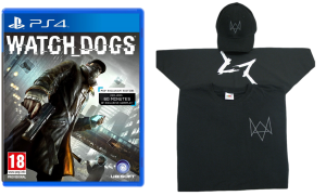 игра Watch Dogs Special Edition PS4 + Набор Watch Dogs - Русская версия