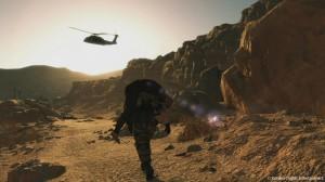 скриншот Metal Gear Solid 5 The Phantom Pain PS4 - Русская версия #8