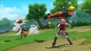 скриншот Naruto Shippuden: Ultimate Ninja Storm Generations Card Edition PS3 #9