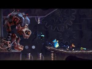 скриншот Rayman Origins #8