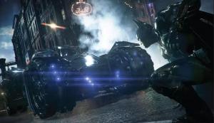 скриншот Batman: Arkham Knight  PS4 - Batman: Рыцарь Аркхема - Русская версия #8