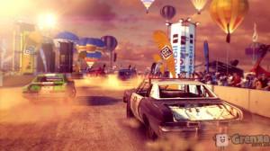 скриншот Dirt Showdown X-BOX #8
