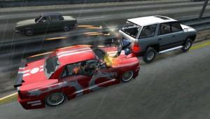 скриншот Pursuit Force Extreme Justice PSP #7