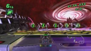 скриншот Ben 10: Galactic Racing PS Vita #8