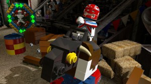 скриншот LEGO Marvel Super Heroes PS4 #8