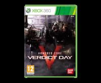игра Armored Core: Verdict Day X-BOX