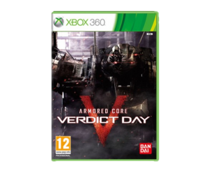 игра Armored Core: Verdict Day X-BOX