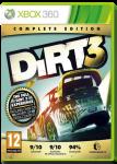 игра DiRT3: Полное издание Xbox 360