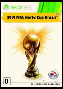 игра FIFA World Cup 2014 XBOX 360