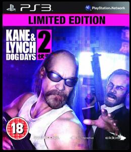 игра Kane & Lynch 2: Dog Days: Limited Edition PS3