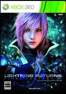 игра Lightning Returns Final Fantasy XIII XBOX 360