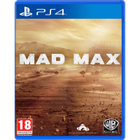игра Mad Max PS4