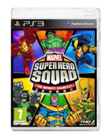 игра Marvel Super Hero Squad: The Infinity Gauntlet PS3