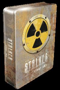 игра STALKER Чистое небо Коллекционное издание