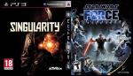 игра Сборник 2в1: Singularity + Star Wars: The Force Unleashed PS3