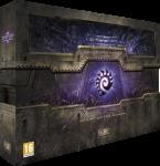 игра StarCraft 2 Heart of the Swarm Коллекционное издание EU