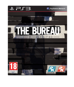 игра The Bureau: XCOM Declassified PS3