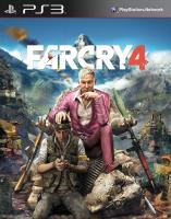 игра Far Cry 4 PS3