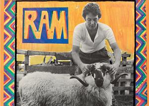 Paul McCartney: Ram (LP)
