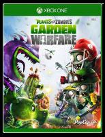 игра Plants vs Zombies Garden Warfare XBOX ONE