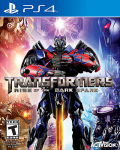 игра Transformers: Rise of the Dark Spark PS4