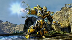 скриншот Transformers: Rise of the Dark Spark PS4 #3