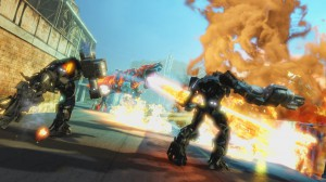 скриншот Transformers: Rise of the Dark Spark PS4 #4