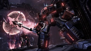 скриншот Transformers: Rise of the Dark Spark PS4 #5