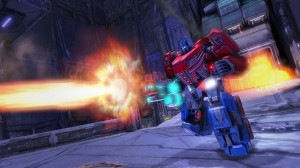 скриншот Transformers: Rise of the Dark Spark PS4 #6