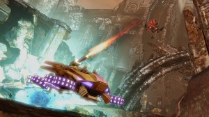 скриншот Transformers: Rise of the Dark Spark PS4 #8