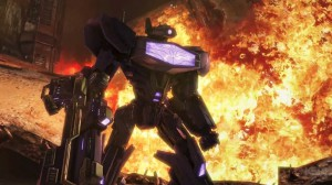 скриншот Transformers: Rise of the Dark Spark #2