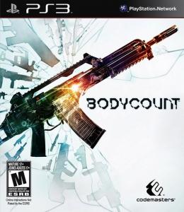 игра Bodycount PS3