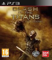 игра Clash of the Titans PS3