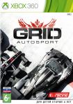 игра GRID Autosport Black Edition XBOX 360